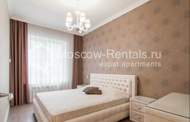 """Photo #11 4-room (3 BR) apartment for <a href=""""http://moscow-rentals.ru/en/articles/long-term-rent"""" target=""""_blank"""">a long-term</a> rent  in Russia, Moscow, Mytnaya str, 7с1"""