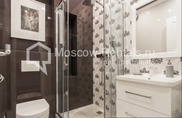"""Photo #17 4-room (3 BR) apartment for <a href=""""http://moscow-rentals.ru/en/articles/long-term-rent"""" target=""""_blank"""">a long-term</a> rent  in Russia, Moscow, Mytnaya str, 7с1"""