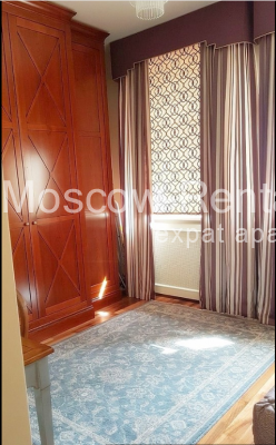 "Photo #11 3-room (2 BR) apartment for <a href=""http://moscow-rentals.ru/en/articles/long-term-rent"" target=""_blank"">a long-term</a> rent  in Russia, Moscow, Pushkarev lane, 16"