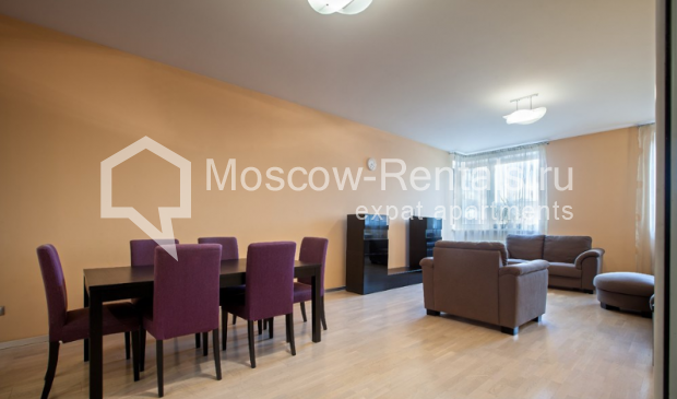 "Photo #1 3-room (2 BR) apartment for <a href=""http://moscow-rentals.ru/en/articles/long-term-rent"" target=""_blank"">a long-term</a> rent  in Russia, Moscow, Komsomolsky prospect, 32 К 2"