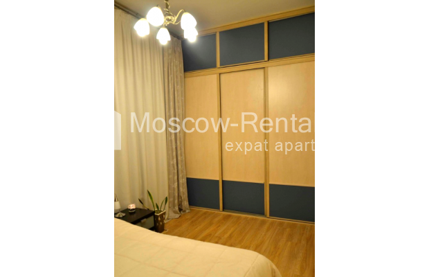 """Photo #9 3-room (2 BR) apartment for <a href=""""http://moscow-rentals.ru/en/articles/long-term-rent"""" target=""""_blank"""">a long-term</a> rent  in Russia, Moscow, Zvonarskyi lane, 1"""
