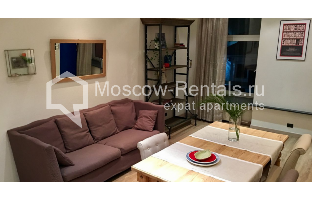 "Photo #5 3-room (2 BR) apartment for <a href=""http://moscow-rentals.ru/en/articles/long-term-rent"" target=""_blank"">a long-term</a> rent  in Russia, Moscow, Sadovaya-Karetnaya str, 20С2"