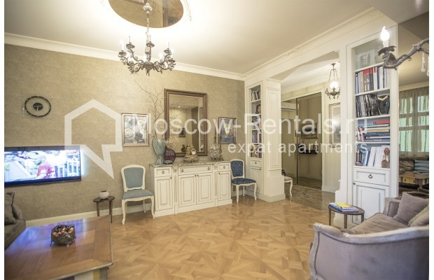 Photo #1 3-room (2 BR) apartment <u>for sale</u> in Russia, Moscow, Tverskaya str, 17
