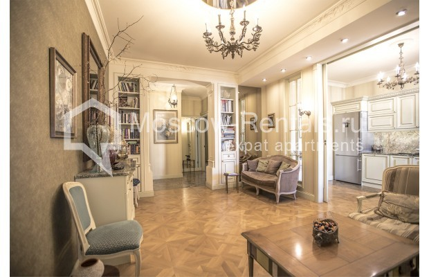 Photo #6 3-room (2 BR) apartment <u>for sale</u> in Russia, Moscow, Tverskaya str, 17