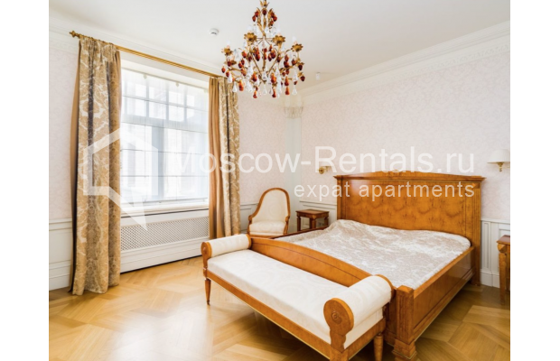 "Photo #5 4-room (3 BR) apartment for <a href=""http://moscow-rentals.ru/en/articles/long-term-rent"" target=""_blank"">a long-term</a> rent  in Russia, Moscow, B. Polyanka str, 43 С 3"