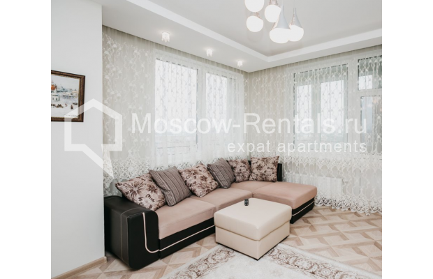 """Photo #3 3-room (2 BR) apartment for <a href=""""http://moscow-rentals.ru/en/articles/long-term-rent"""" target=""""_blank"""">a long-term</a> rent  in Russia, Moscow, 2nd Samarinskaya str, 4"""