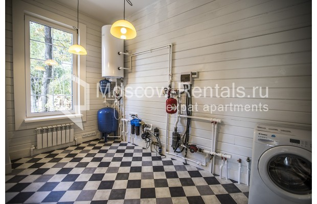 """Photo #9 House <u>for a long-term rent</u> (<a href=""""http://moscow-rentals.ru/en/articles/long-term-rent"""" target=""""_blank"""">FAQ</a>)    in Russia, Moscow, Palitsy village"""