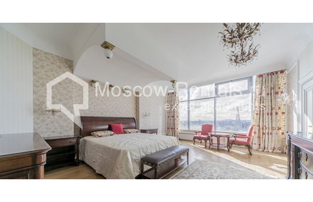 """Photo #15 5-room (4 BR) apartment for <a href=""""http://moscow-rentals.ru/en/articles/long-term-rent"""" target=""""_blank"""">a long-term</a> rent  in Russia, Moscow, Shabolovka str, 10 к 1"""