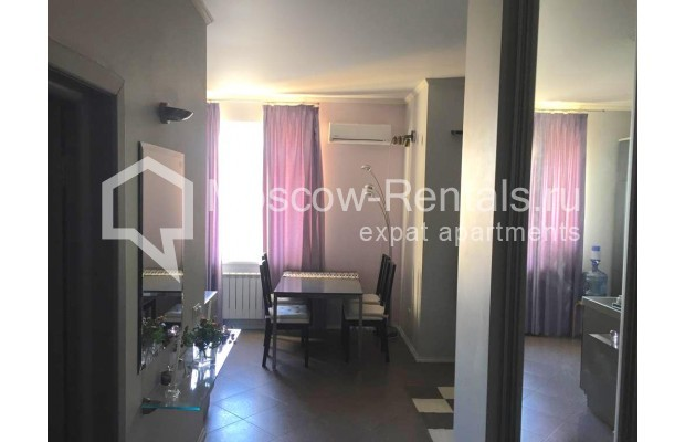 """Photo #1 1-room apartment/ Sudio <u>for a long-term rent</u> (<a href=""""http://moscow-rentals.ru/en/articles/long-term-rent"""" target=""""_blank"""">FAQ</a>)    in Russia, Moscow, Michurinskyi prospect, 34"""