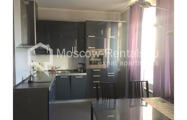 """Photo #2 1-room apartment/ Sudio <u>for a long-term rent</u> (<a href=""""http://moscow-rentals.ru/en/articles/long-term-rent"""" target=""""_blank"""">FAQ</a>)    in Russia, Moscow, Michurinskyi prospect, 34"""