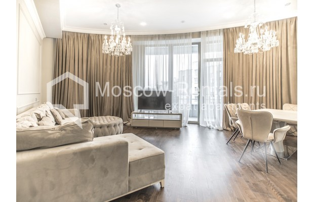 "Photo #2 5-room (4 BR) apartment for <a href=""http://moscow-rentals.ru/en/articles/long-term-rent"" target=""_blank"">a long-term</a> rent  in Russia, Moscow, Efremova str, 10 с 1"