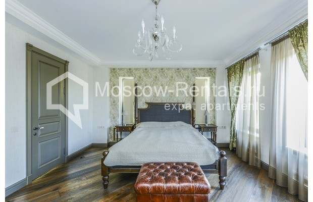 """Photo #9 House for <a href=""""http://moscow-rentals.ru/en/articles/long-term-rent"""" target=""""_blank"""">a long-term</a> rent  in Russia, Moscow, Prozorovo villate, New Riga direction"""