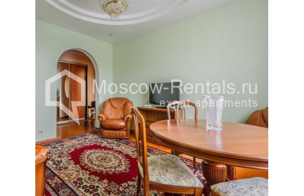 "Photo #2 3-room (2 BR) apartment for <a href=""http://moscow-rentals.ru/en/articles/long-term-rent"" target=""_blank"">a long-term</a> rent  in Russia, Moscow, Ermolaevskyi lane, 18А"