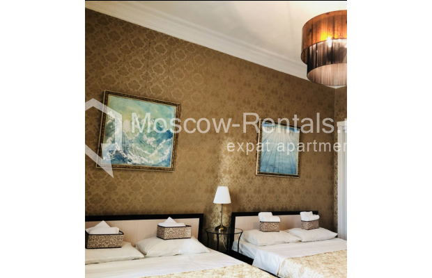 """Photo #7 3-room (2 BR) apartment for <a href=""""http://moscow-rentals.ru/en/articles/long-term-rent"""" target=""""_blank"""">a long-term</a> rent  in Russia, Moscow, Sadovaya-Kudrinskaya str, 8/12"""