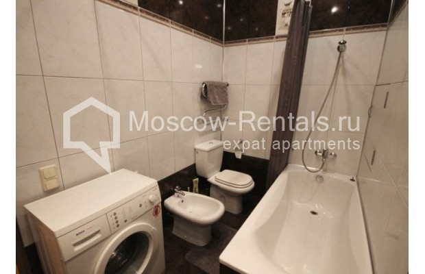 """Photo #5 2-room (1 BR) apartment <u>for a long-term rent</u> (<a href=""""http://moscow-rentals.ru/en/articles/long-term-rent"""" target=""""_blank"""">FAQ</a>)    in Russia, Moscow, Trekhprudnyi lane, 5"""