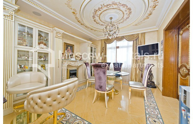 """Photo #5 6-room (5 BR) apartment <u>for a long-term rent</u> (<a href=""""http://moscow-rentals.ru/en/articles/long-term-rent"""" target=""""_blank"""">FAQ</a>)    in Russia, Moscow, Chapaevskyi lane, 3"""