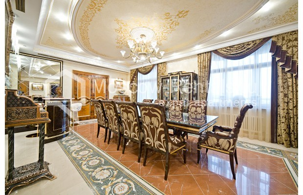 """Photo #6 6-room (5 BR) apartment <u>for a long-term rent</u> (<a href=""""http://moscow-rentals.ru/en/articles/long-term-rent"""" target=""""_blank"""">FAQ</a>)    in Russia, Moscow, Chapaevskyi lane, 3"""