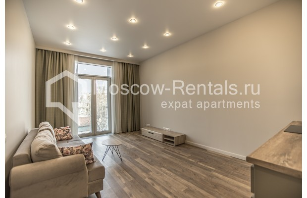"""Photo #2 2-room (1 BR) apartment for <a href=""""http://moscow-rentals.ru/en/articles/long-term-rent"""" target=""""_blank"""">a long-term</a> rent  in Russia, Moscow, Daev lane, 19"""