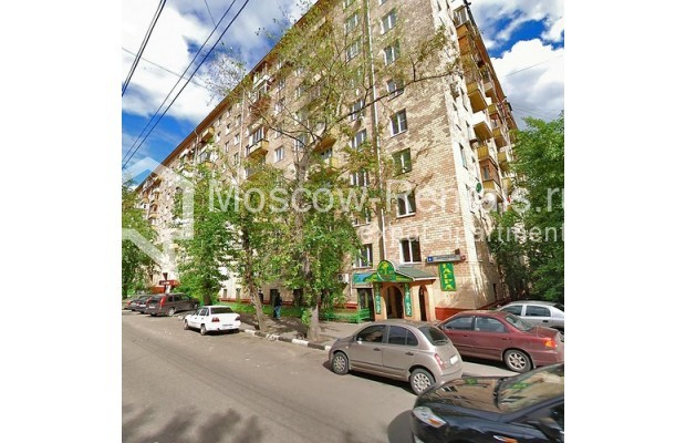 """Photo #16 3-room (2 BR) apartment for <a href=""""http://moscow-rentals.ru/en/articles/long-term-rent"""" target=""""_blank"""">a long-term</a> rent  in Russia, Moscow, Vasilievskaya str, 4"""