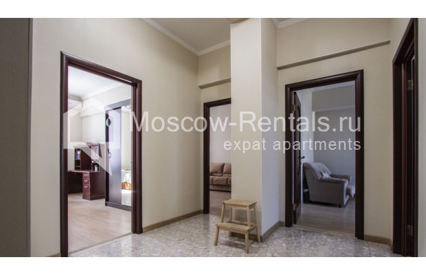 """Photo #9 4-room (3 BR) apartment for <a href=""""http://moscow-rentals.ru/en/articles/long-term-rent"""" target=""""_blank"""">a long-term</a> rent  in Russia, Moscow, Gasheka str, 9"""
