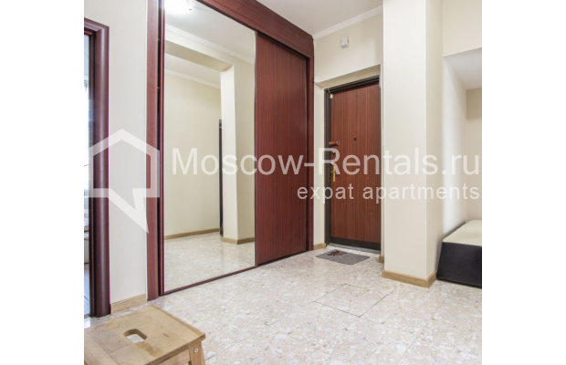 """Photo #12 4-room (3 BR) apartment for <a href=""""http://moscow-rentals.ru/en/articles/long-term-rent"""" target=""""_blank"""">a long-term</a> rent  in Russia, Moscow, Gasheka str, 9"""