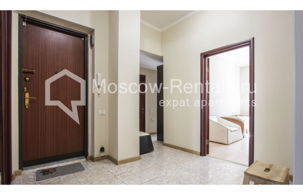 """Photo #13 4-room (3 BR) apartment for <a href=""""http://moscow-rentals.ru/en/articles/long-term-rent"""" target=""""_blank"""">a long-term</a> rent  in Russia, Moscow, Gasheka str, 9"""