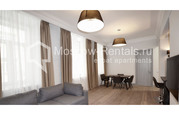 "Photo #1 2-room (1 BR) apartment <u>for a long-term rent</u> (<a href=""http://moscow-rentals.ru/en/articles/long-term-rent"" target=""_blank"">FAQ</a>)    in Russia, Moscow, Kalashnyi lane, 7"