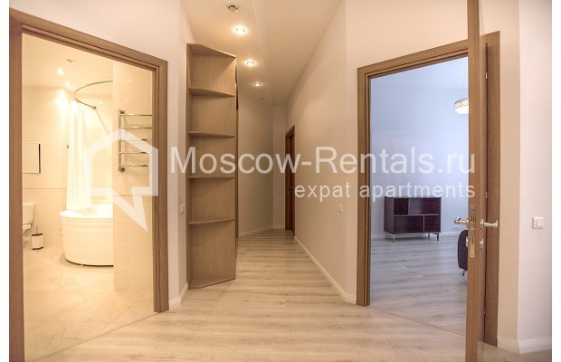 "Photo #10 3-room (2 BR) apartment for <a href=""http://moscow-rentals.ru/en/articles/long-term-rent"" target=""_blank"">a long-term</a> rent  in Russia, Moscow, B. Palashevskyi lane, 14/7"