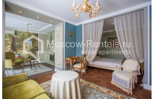 """Photo #4 2-room (1 BR) apartment <u>for a long-term rent</u> (<a href=""""http://moscow-rentals.ru/en/articles/long-term-rent"""" target=""""_blank"""">FAQ</a>)    in Russia, Moscow"""