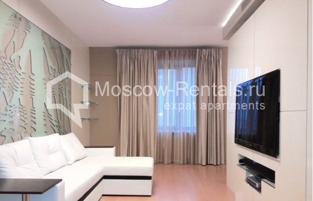 "Photo #1 2-room (1 BR) apartment <u>for a long-term rent</u> (<a href=""http://moscow-rentals.ru/en/articles/long-term-rent"" target=""_blank"">FAQ</a>)    in Russia, Moscow, Staropimenovskyi lane, 4С1"