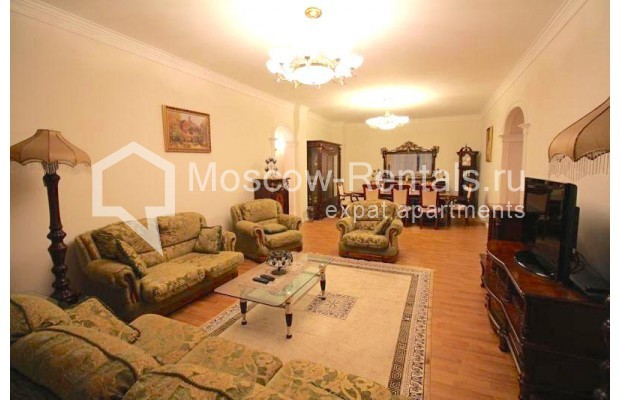 Photo #1 3-room (2 BR) apartment <u>for sale</u> in Russia, Moscow, Krasnoproletarskaya str, 9
