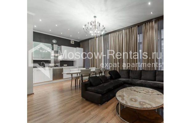 Photo #1 3-room (2 BR) apartment <u>for sale</u> in Russia, Moscow, Brusov lane, 2/14С1