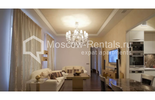 Photo #1 3-room (2 BR) apartment <u>for sale</u> in Russia, Moscow, Trekhprudnyi lane, 11/13С2