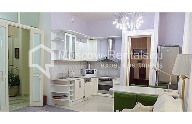 Photo #1 3-room (2 BR) apartment <u>for sale</u> in Russia, Moscow, Brusov lane, 2/14С3