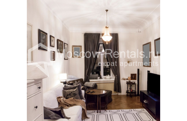 Photo #1 3-room (2 BR) apartment for sale in Russia, Moscow, Malaya Bronnaya str., 16