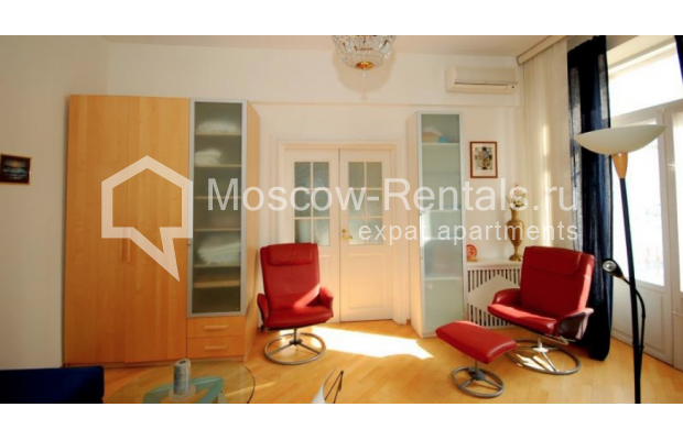 Photo #1 3-room (2 BR) apartment for sale in Russia, Moscow, Gazetnyi lane, 13С1