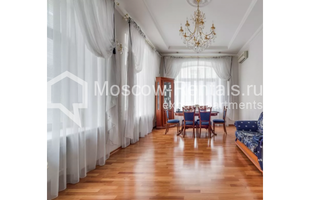 Photo #1 3-room (2 BR) apartment <u>for sale</u> in Russia, Moscow, Varsonofievskyi lane, 4С1