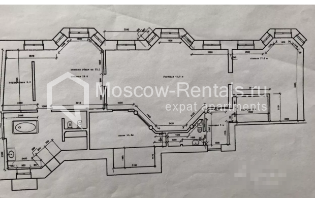 Photo #15 3-room (2 BR) apartment for sale in Russia, Moscow, Petrovka str, 17С3