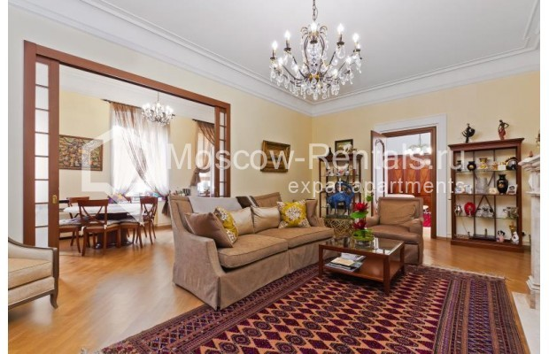 Photo #1 3-room (2 BR) apartment <u>for sale</u> in Russia, Moscow, Tverskaya str., 6С6
