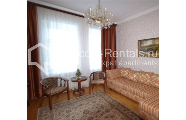 "Photo #1 3-room (2 BR) apartment for <a href=""http://moscow-rentals.ru/en/articles/long-term-rent"" target=""_blank"">a long-term</a> rent  in Russia, Moscow, Sytinskyi lane, 7/14"