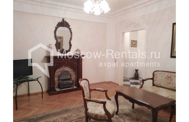 "Photo #3 3-room (2 BR) apartment for <a href=""http://moscow-rentals.ru/en/articles/long-term-rent"" target=""_blank"">a long-term</a> rent  in Russia, Moscow, Bolshaya Dmitrovka str, 21/7С2"