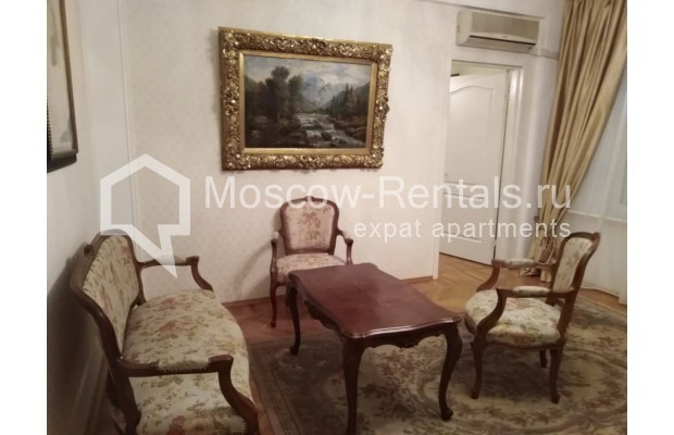 "Photo #6 3-room (2 BR) apartment for <a href=""http://moscow-rentals.ru/en/articles/long-term-rent"" target=""_blank"">a long-term</a> rent  in Russia, Moscow, Bolshaya Dmitrovka str, 21/7С2"
