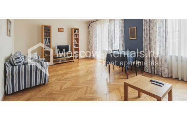 "Photo #1 2-room (1 BR) apartment <u>for a long-term rent</u> (<a href=""http://moscow-rentals.ru/en/articles/long-term-rent"" target=""_blank"">FAQ</a>)    in Russia, Moscow, B. Gruzinskaya str, 39"