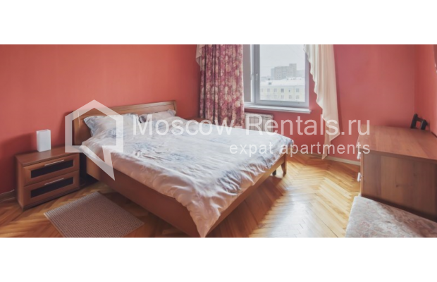 """Photo #5 2-room (1 BR) apartment for <a href=""""http://moscow-rentals.ru/en/articles/long-term-rent"""" target=""""_blank"""">a long-term</a> rent  in Russia, Moscow, B. Gruzinskaya str, 39"""