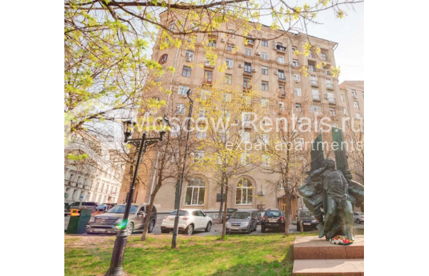 "Photo #13 2-room (1 BR) apartment for <a href=""http://moscow-rentals.ru/en/articles/long-term-rent"" target=""_blank"">a long-term</a> rent  in Russia, Moscow, Brusov lane, 8-10С1"