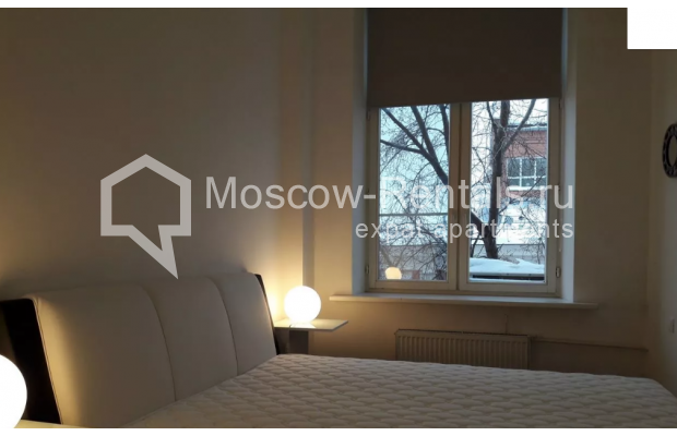 """Photo #9 2-room (1 BR) apartment <u>for a long-term rent</u> (<a href=""""http://moscow-rentals.ru/en/articles/long-term-rent"""" target=""""_blank"""">FAQ</a>)    in Russia, Moscow, Trekhprudnyi lane, 8"""