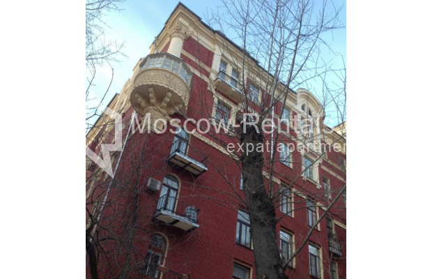 """Photo #10 2-room (1 BR) apartment <u>for a long-term rent</u> (<a href=""""http://moscow-rentals.ru/en/articles/long-term-rent"""" target=""""_blank"""">FAQ</a>)    in Russia, Moscow, Trekhprudnyi lane, 8"""