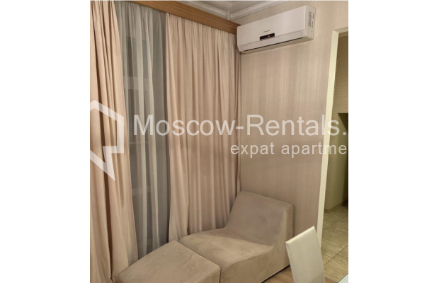 """Photo #3 1-room apartment/ Sudio for <a href=""""http://moscow-rentals.ru/en/articles/long-term-rent"""" target=""""_blank"""">a long-term</a> rent  in Russia, Moscow, Mashkova str, 8"""