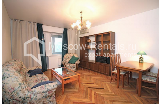 "Photo #3 2-room (1 BR) apartment for <a href=""http://moscow-rentals.ru/en/articles/long-term-rent"" target=""_blank"">a long-term</a> rent  in Russia, Moscow, Malaya Dmitrovka str, 24/2"