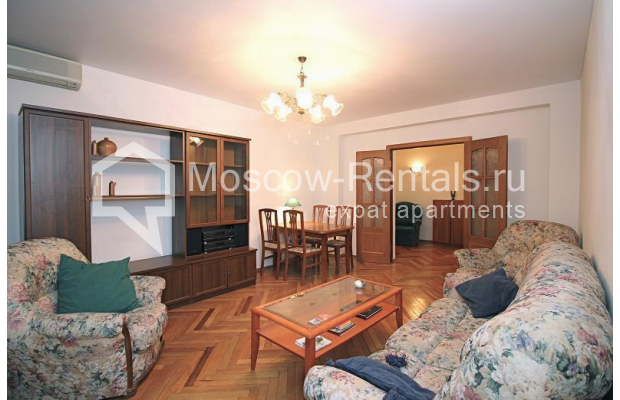 "Photo #4 2-room (1 BR) apartment for <a href=""http://moscow-rentals.ru/en/articles/long-term-rent"" target=""_blank"">a long-term</a> rent  in Russia, Moscow, Malaya Dmitrovka str, 24/2"